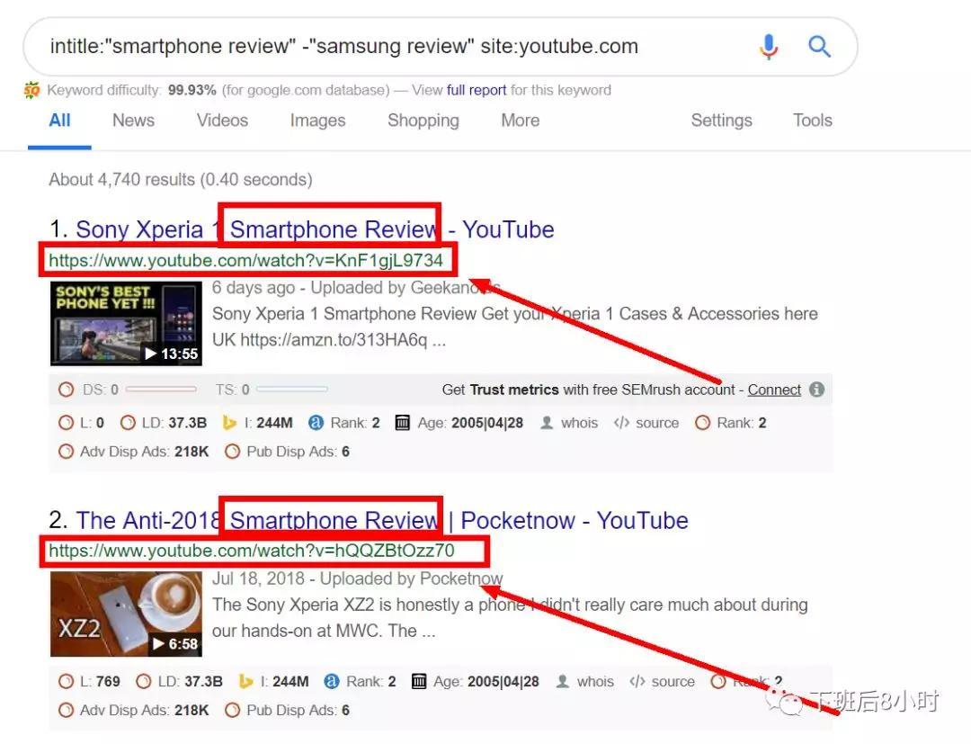 如何快速查找Youtube网红邮箱(二)