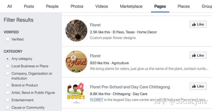 提升Facebook企业帐号流量的4个诀窍
